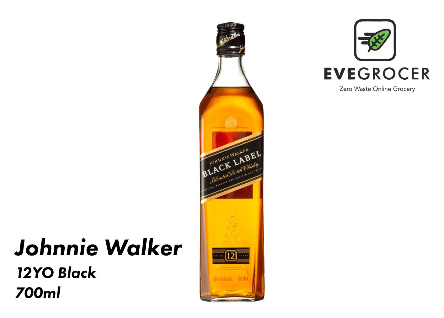 Johnnie Walker 12YO Black Label