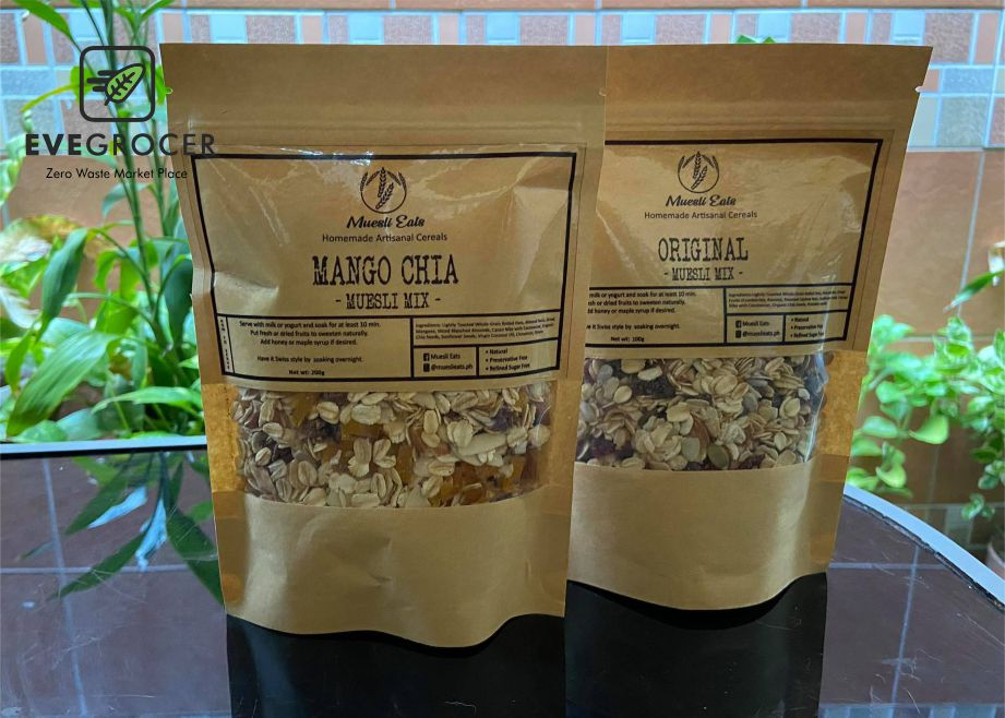 Mango Chia Cereal Mix