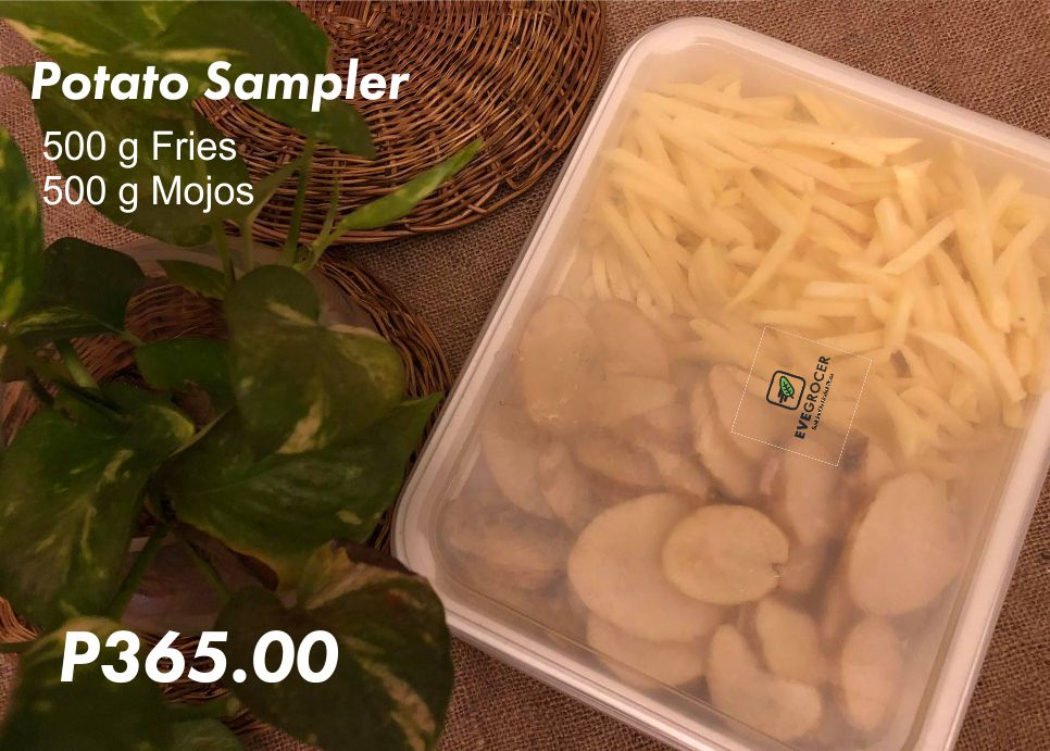 Potato Sampler