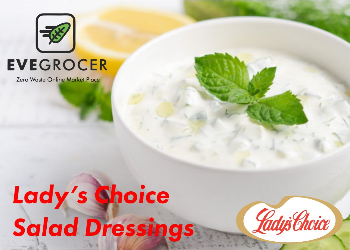 Salad Dressing - Lady's CHoice