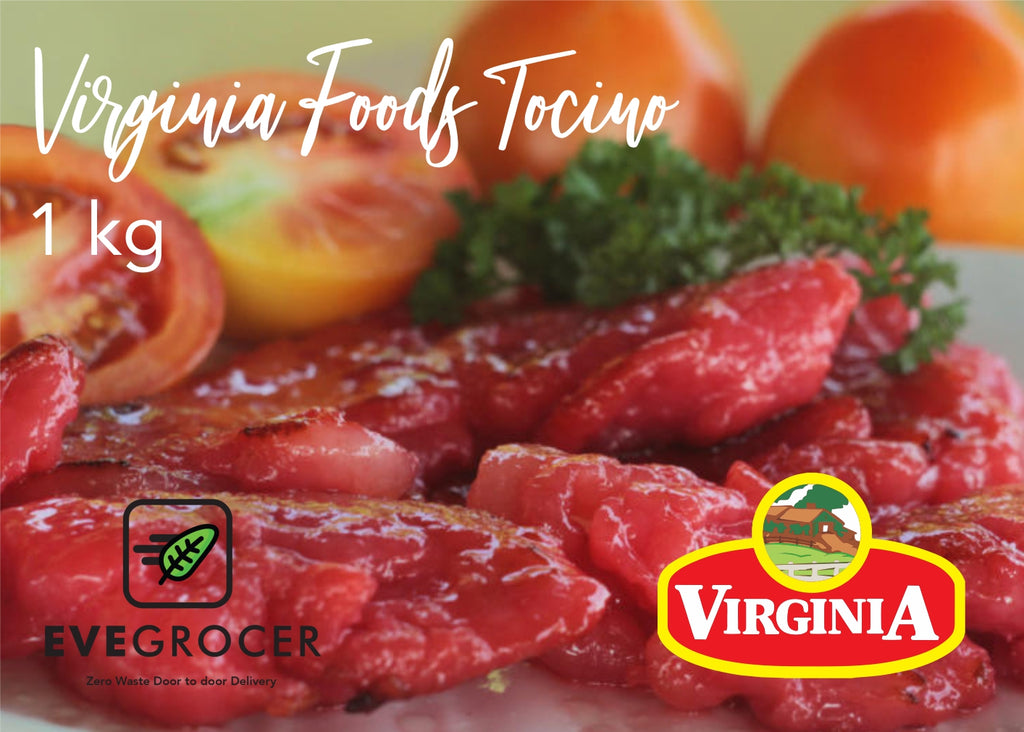 Pork Tocino - Virginia Foods