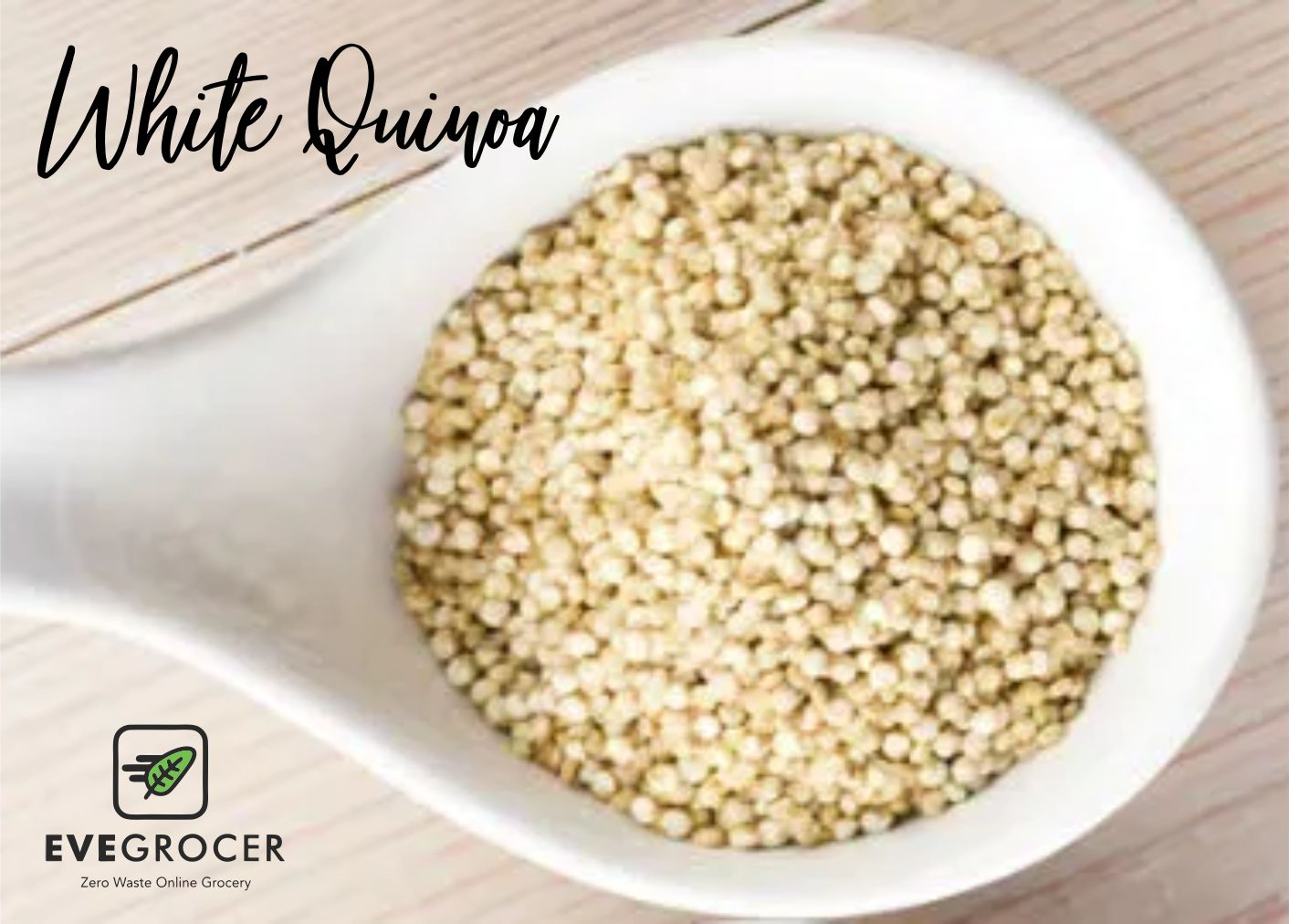 White Quinoa Seeds 250g