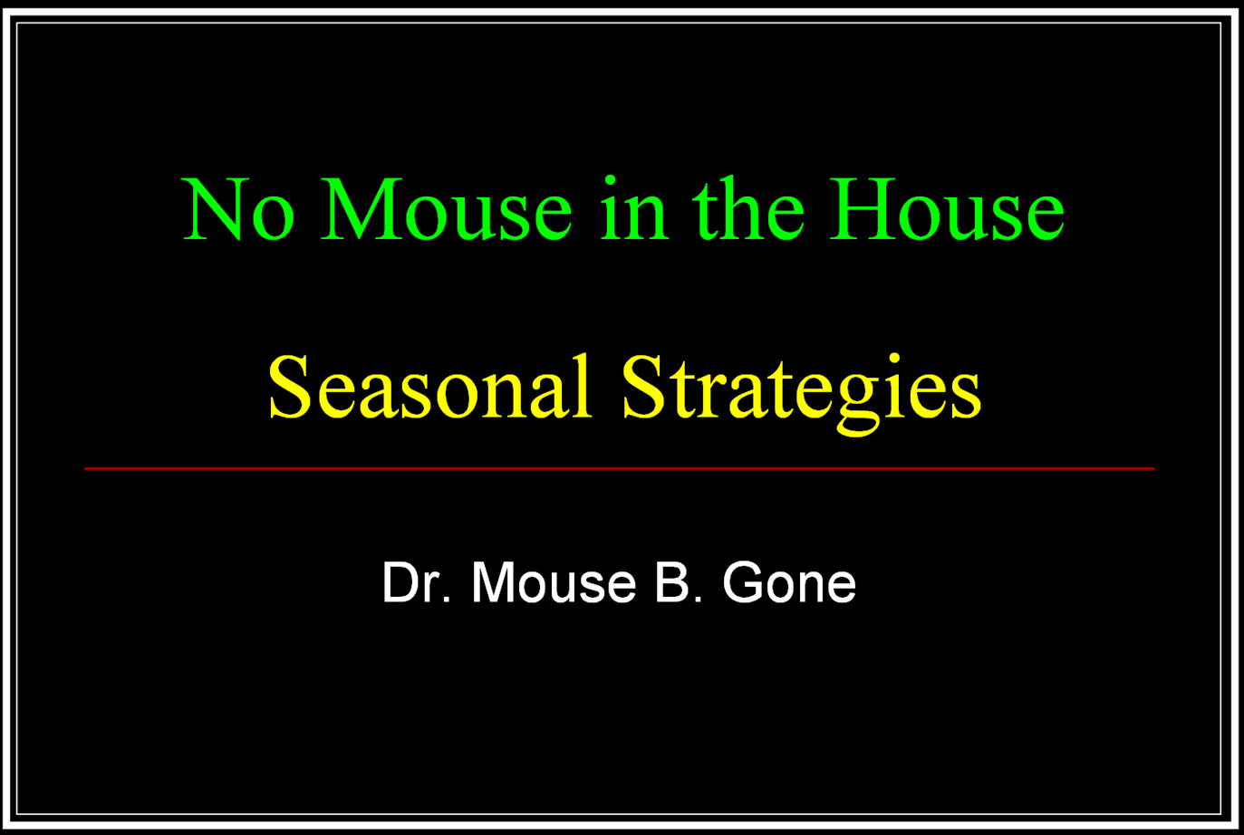 No Mouse in the House Long Lasting All Natural Mouse Repellent Peppermint Mouse Ball
