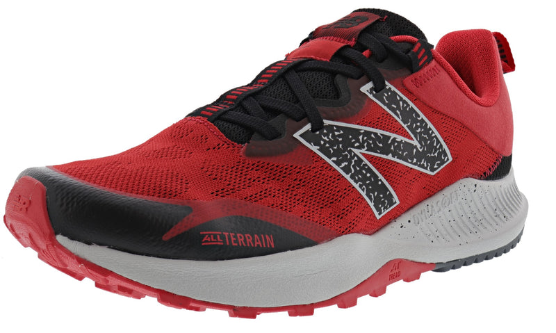 New Balance Men's Nitrel V4 Lightweight Trail Running Shoes