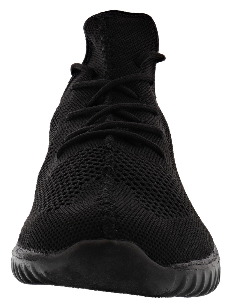 Cuz Men's Comfort Run Lightweight Lace-Up Sneakers