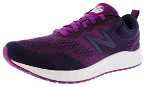 ,Black/Peach Soda Metallic, New Balance Women's Fresh Foam Arishi V3 Lightweight Running Shoes