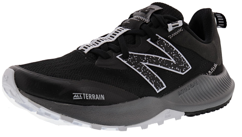 New Balance Women Nitrel v4 Lightweight Wide Width Trail Running Shoes