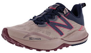 New Balance Women Nitrel v4 Lightweight Trail Running Shoes
