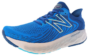 ,Black/Thunder,,Cyclone/Virtual Sky,,Velocity Red/Team Red, New Balance Men's Fresh Foam 1080 v11 Running Shoes