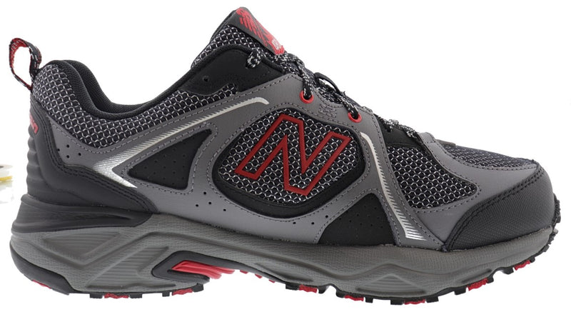 New Balance Men's MT481SB3 4E Wide Width Cushioned Trail Running Shoes