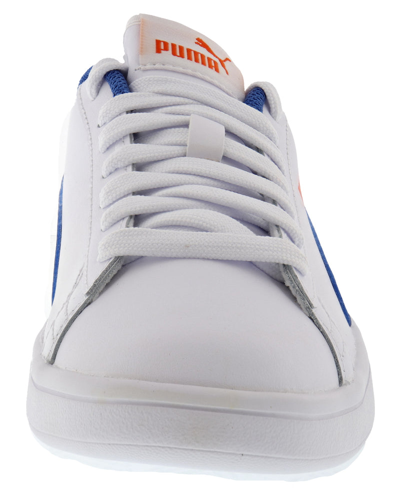 Puma Youth Smash v2 Classic Leather Shoes