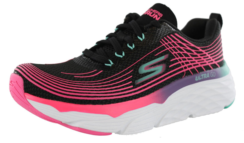Skechers Women's Max Cushioning Elite Brilliant Running Shoes