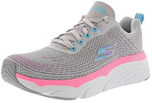 ,Purple/Pink6604,,Orange/Lime6610,,Black/Multi,,Navy/Lavender, Skechers Women Lightweight Running Shoes Max Cushioning Elite