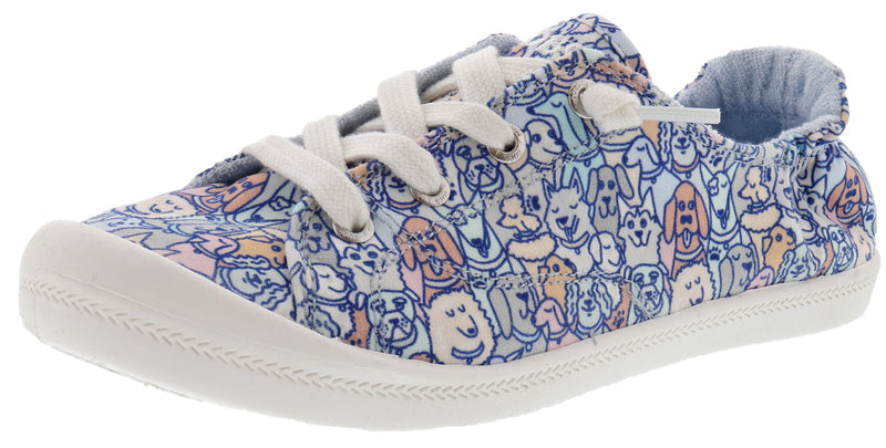 Skechers Womens Bobs Beach Woof Pack Shoes