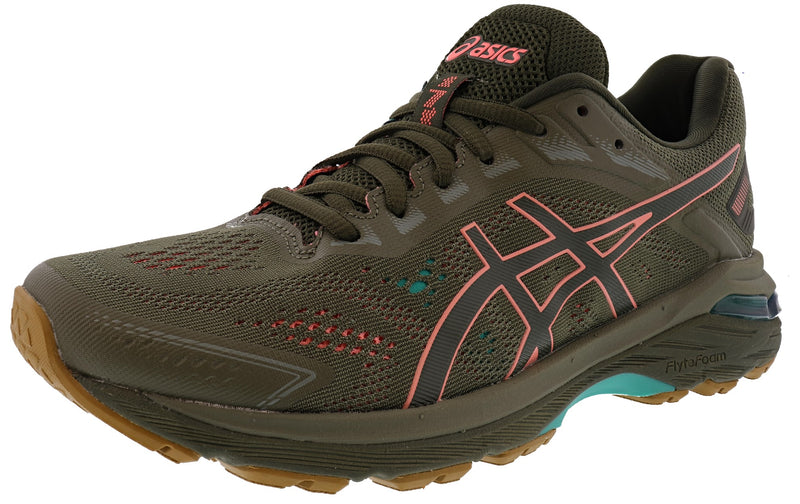 ASICS Women's Trial Cushioned Running Sneakers GT 2000 7 Trail