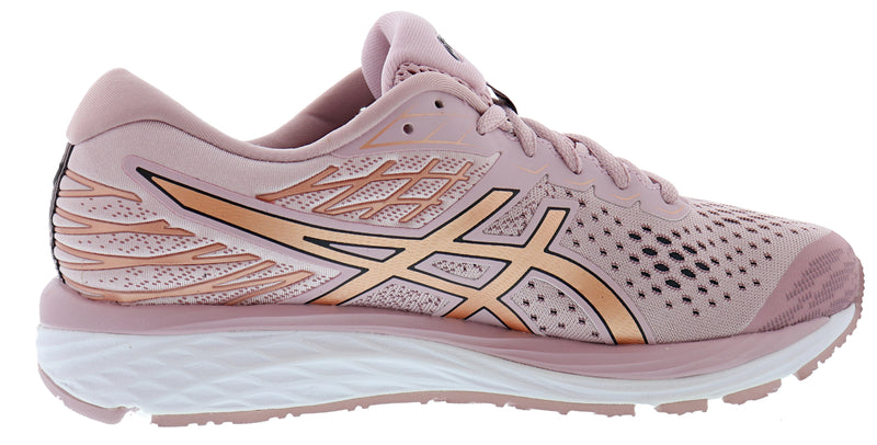 ASICS Women Cushioned Running Shoes Cumulus 21