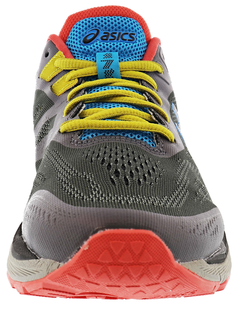 ASICS Men's Walking Trail Cushioned Running Shoes GT 2000 7