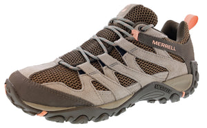 Merrell Women's Alverstone Suede Upper Hiking Trail Running Shoes