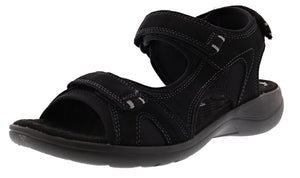 Clarks Women Sports Casual Walking Sandals Saylie Spin