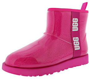 UGG Women's Classic Clear Mini Waterproof Boots