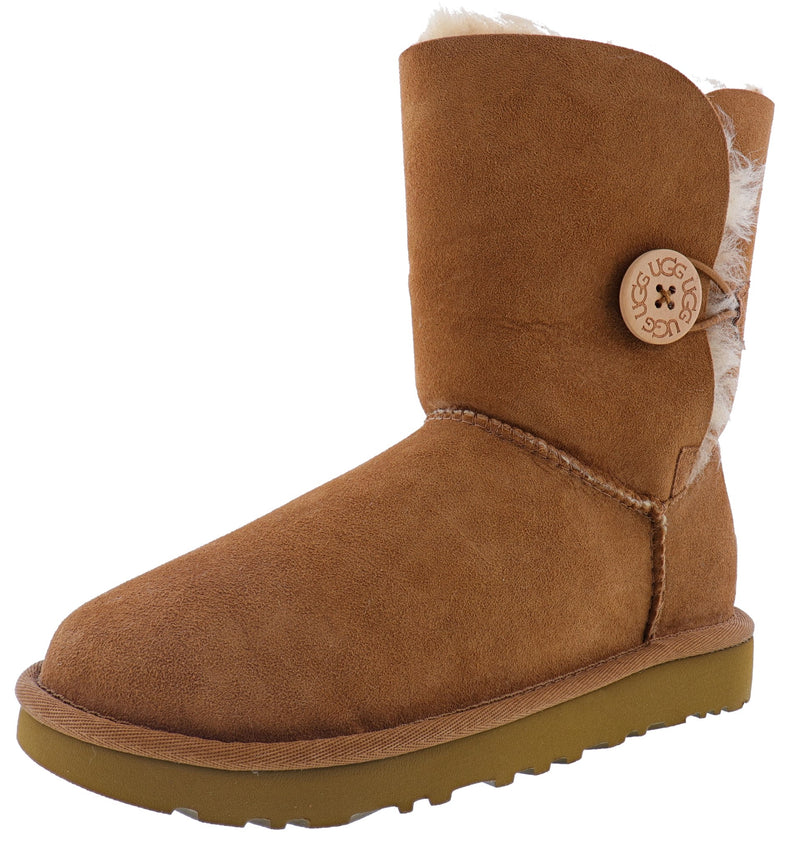 UGG Women's Bailye Button II Pull On Winter Boots