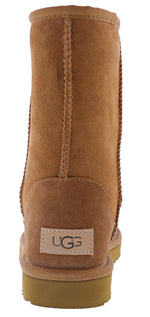 UGG Women's Classic Short II Pull On Winter Boots