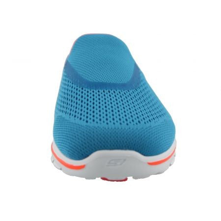 Skechers Women Casual Flexible Walking Slip On Shoes
