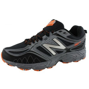 New Balance Men Trail Cushioned Wide Width Running Shoes MT510L