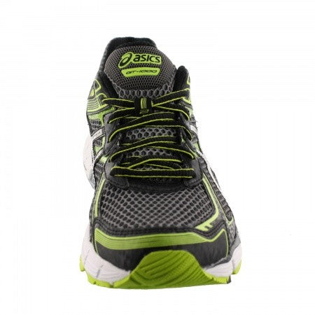 ASICS Men Trail Cushioned Wide Width Running Shoes GT 1000 2