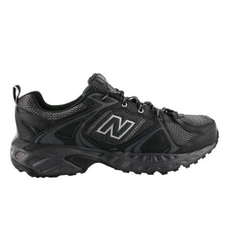 New Balance Men Trail Cushioned Wide Width Running Shoes MT481BS2