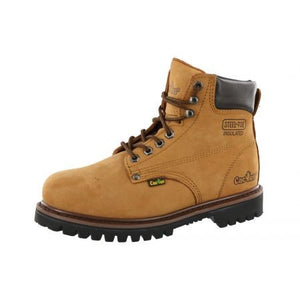 Cactus Mens Safety Steel Toe Oil Resistant High Top Work Boots 611s