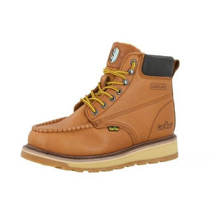 Cactus Mens Oil Resistant Construction High Top Work Boots
