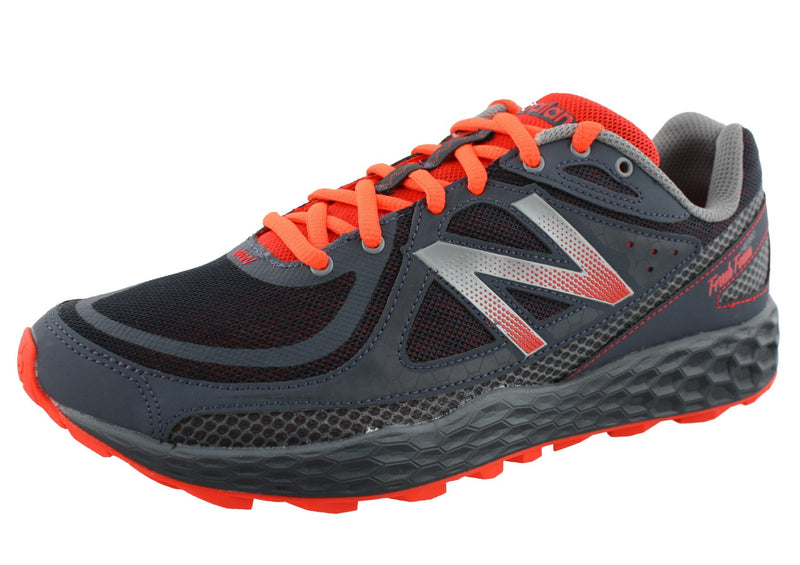 New Balance Men Walking Trail Wide Width Cushioned Running Sneakers MTHIERS