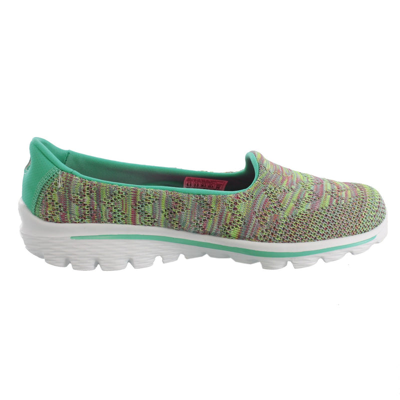 Skechers Women Easy On Casual Walking Slip On Shoes Captivate
