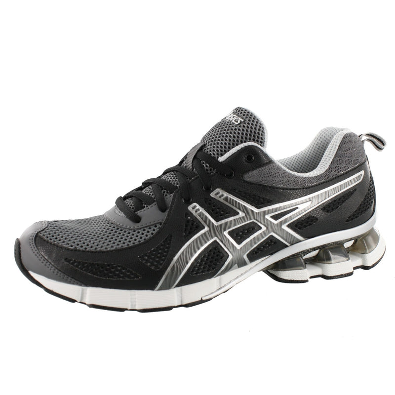 ASICS  Men Walking Trail Cushioned  Running Sneakers Gel Fierce