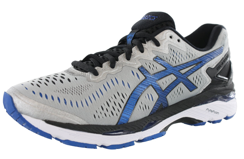 ASICS  Men Walking Trail Cushioned Wide Width 4E Running Sneakers