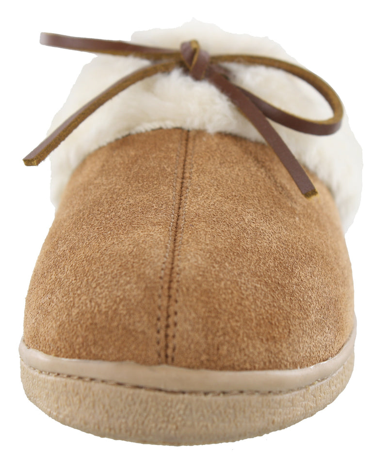 Clarks Women Warm Cozy Easy On Slip On Clog Slippers Anabelle