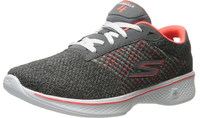 Skechers Women Walking Trail Running Lightweight Sneakers Exceed