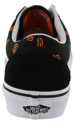 Vans Mens Walking Skate Shoes Vulcanized Rubber Sole Old Skool