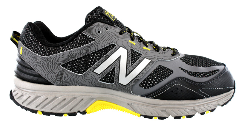 New Balance Men Walking Trail Cushioned Running Sneakers MT 510