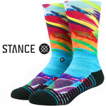 Stance Mens Comfortable Athletic Sports Classic Socks