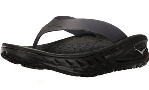 Hoka One One Men Lightweight Recovery Stress Reduce Sandals Ora