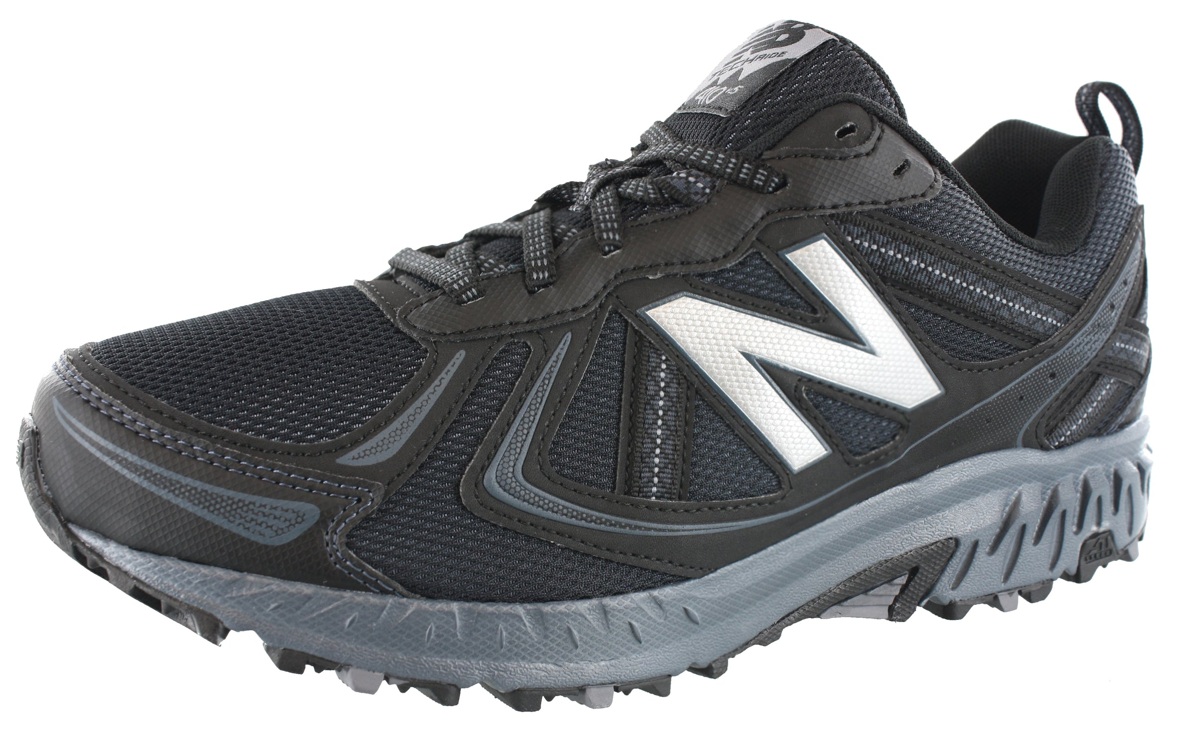 New Balance Men Trail Cushioned 4E Wide Width Running Shoes ...