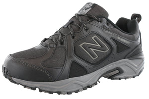 New Balance Men Trail 4E Wide Width All Weather Shoes MT481WB3