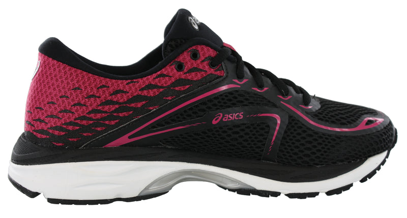 ASICS Women Walking Trail Cushioned Running Sneakers Cumulus 19
