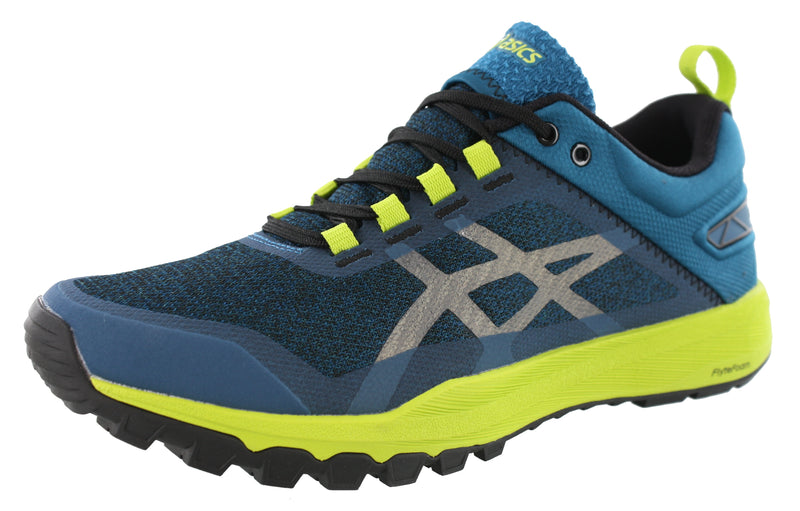 ASICS Men Trail Walking Lightweight Cushioned Running Shoes Gecko XT