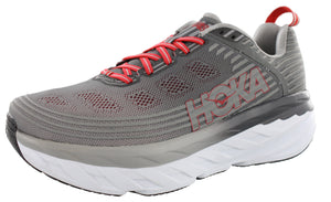 Hoka One One Men Ultra Marathon 2E Wide Running Shoes Bondi 6