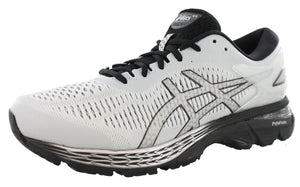 ASICS Men Walking Wide 2E Stability Cushioned Running Shoes Kayano 25