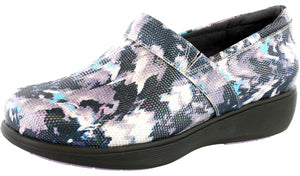 ,Black/Silver079,,Eggplant/Multi727,,Black/Coral902, Grey Anatomy by Softwalk Meredith Sport Nursing Clogs
