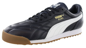 ,Puma White14, Puma Men Lightweight Roma Anniversario Me Classic Retro Shoes